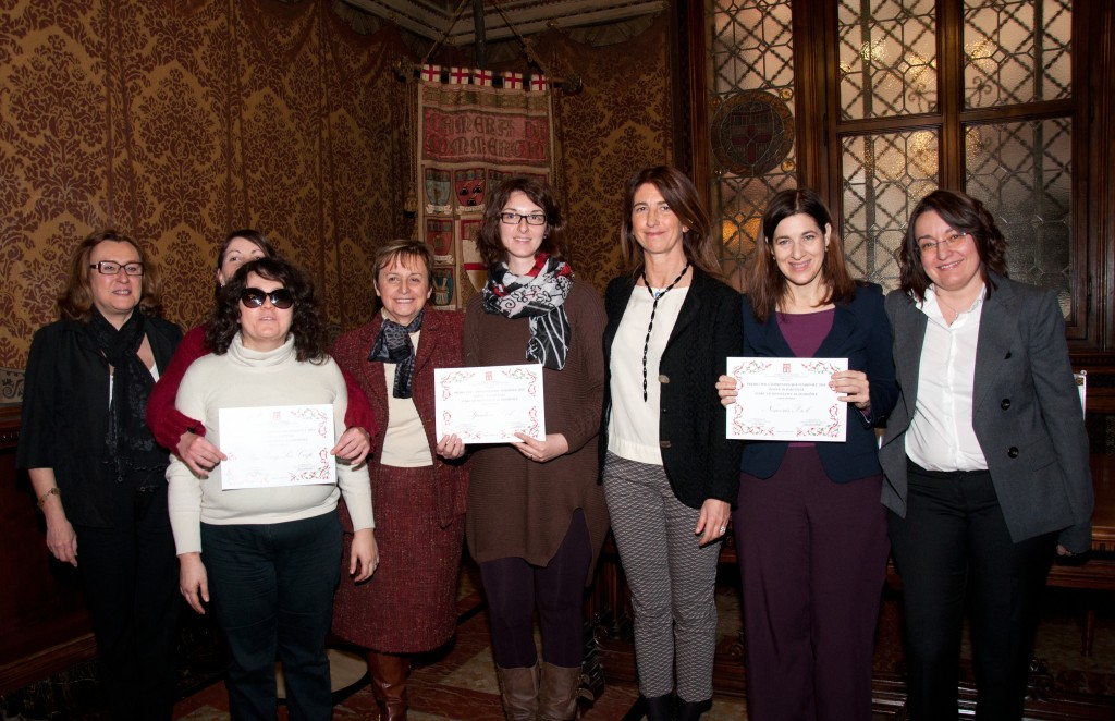 "Premio ""Donne in partenza"""