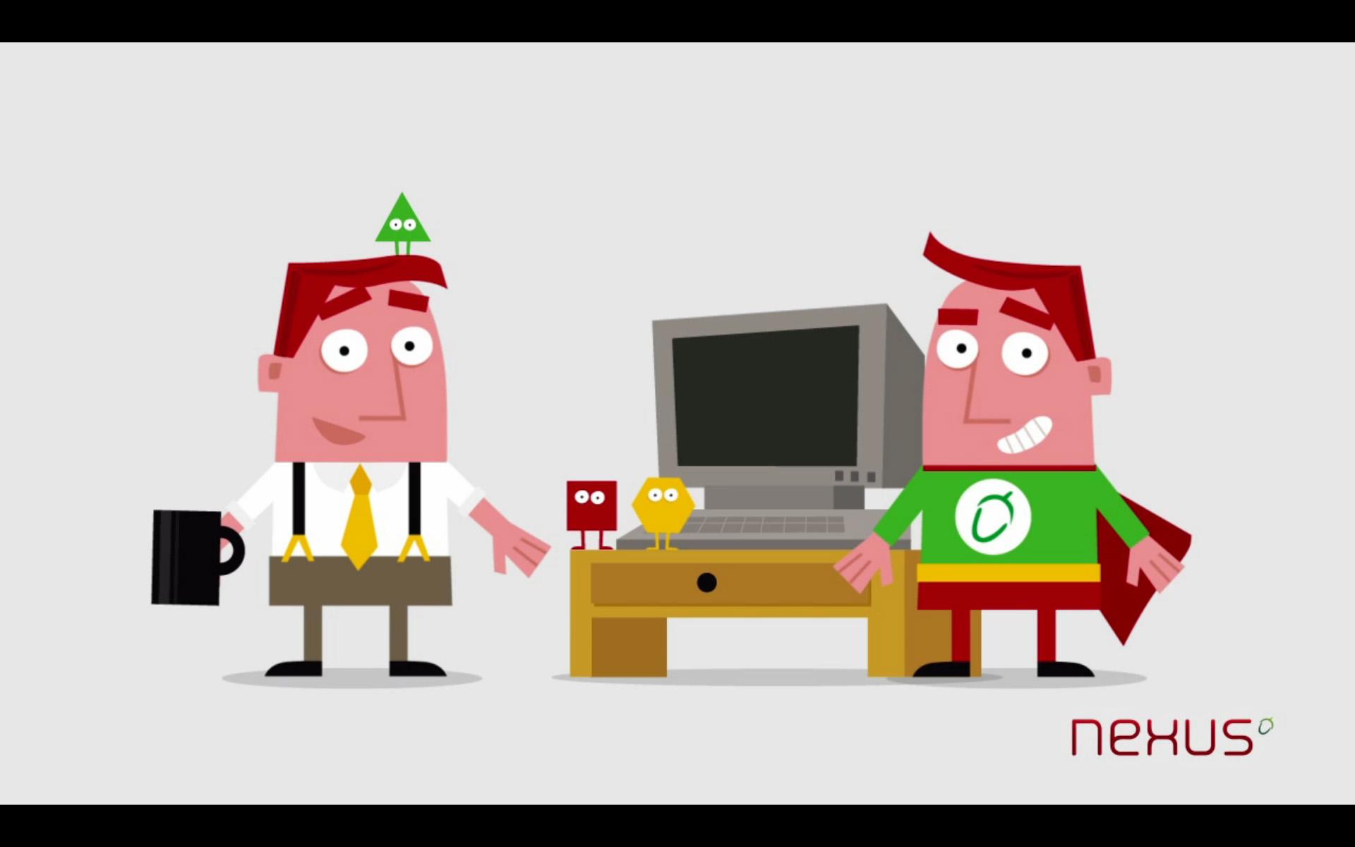 Meet Nexus, the semantic software!