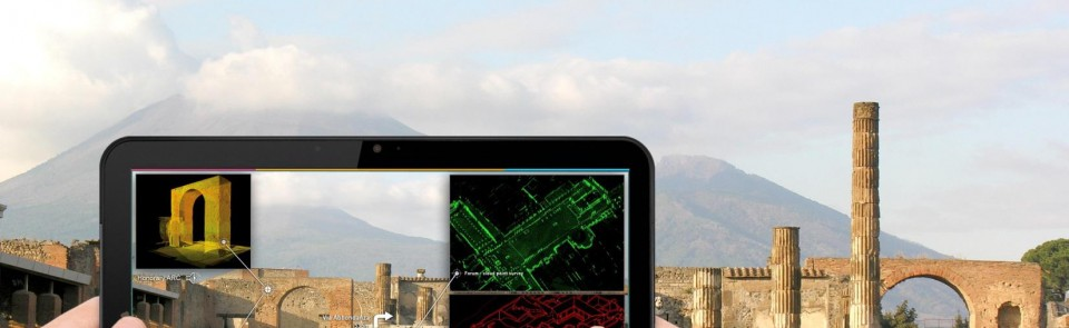 Inception: semantic 3D modelling for cultural heritage